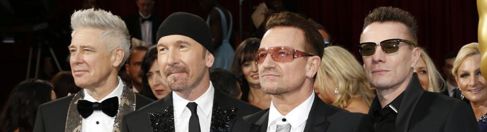 U2 trupa shutterstock_179672492